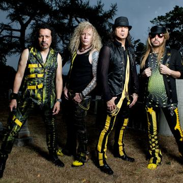 """STRYPER DOCUMENTARY IN THE WORKS """"MADE BY THE PEOPLE THAT WERE THERE""""; OFFICIAL WEBSITE LAUNCHED"""