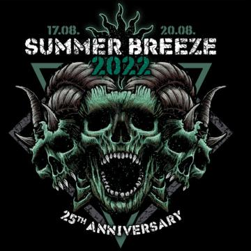 BLIND GUARDIAN, WITHIN TEMPTATION, CANNIBAL CORPSE, DARK TRANQUILLITY, NAPALM DEATH AND MORE CONFIRMED FOR SUMMER BREEZE OPEN AIR 2022