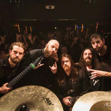 """RIVERS OF NIHIL LAUNCHES VIDEO FOR """"THE VOID FROM WHICH NO SOUND ESCAPES"""""""