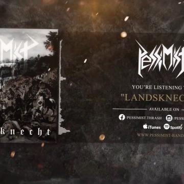 "PESSIMIST: new album ""Holdout"" to be released on June 26th!"