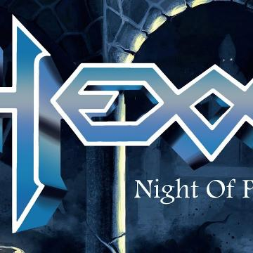 Bay Area Power/Thrash Metal legends HEXX stream new recording