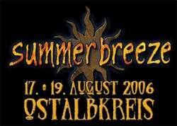 RALPH NUSSER - SUMMER BREEZE FESTIVAL