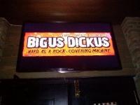 BIGUS DICKUS - BRITISH TRIBUTE @ Rock House