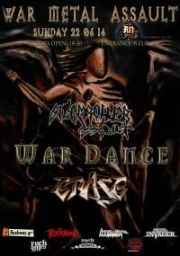 WAR METAL ASSAULT @ AN Club