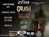 NIGHT OF THE SWORD @ Ground Zero