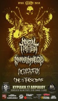 MORTAL TORMENT @ AN Club