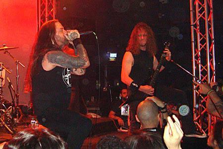 Devildriver @ Kyttaro Live Club