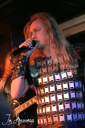 WOTAN - Rock you to Hell WARM UP @ 7Sins