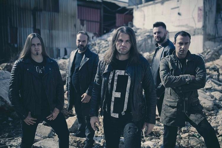 """BLACK FATE: """"ITHACA"""" O NEOΣ ΔΙΣΚΟΣ ΤΩΝ ΛΑΡΙΣΑΙΩΝ TECH POWER METALLERS"""