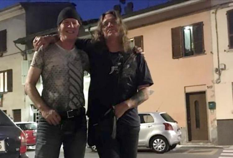 FORMER ACCEPT MEMBERS HERMAN FRANK AND DAVID REECE ANNOUNCE NEW BAND IRON ALLIES