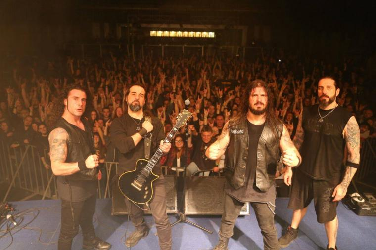 NON SERVIAM: THE OFFICIAL STORY OF ROTTING CHRIST!