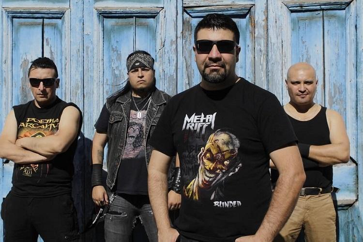 "METALRIFF: NEOΣ ΔΙΣΚΟΣ ΜΕ ΤΙΤΛΟ ""UNDER MY SKIN"""