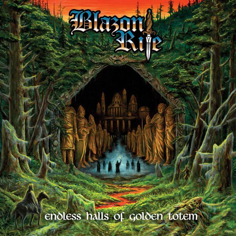 Blazon Rite-Endless Halls of Golden Totem