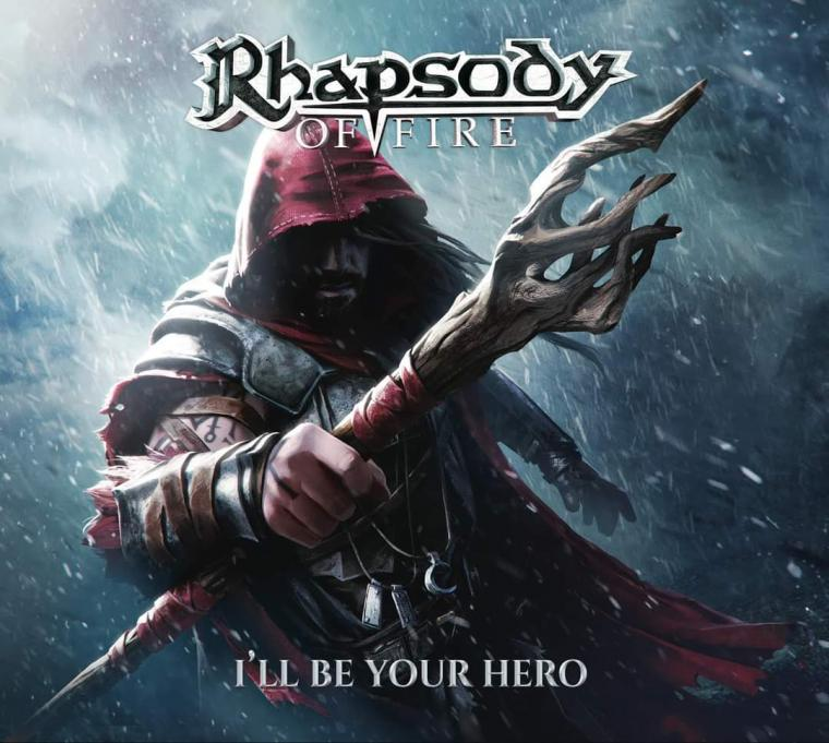 Rhapsody of Fire-I'll Be Your Hero