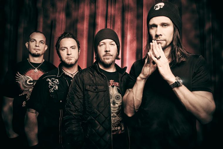 ALTER BRIDGE: LIVE @ ROYAL ALBERT HALL