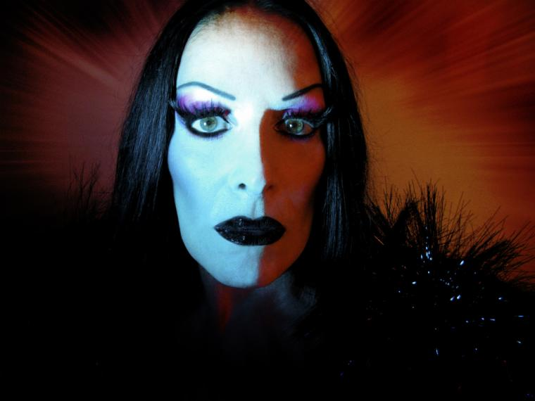 Diamanda Galas at ATHENS CONCERT HALL