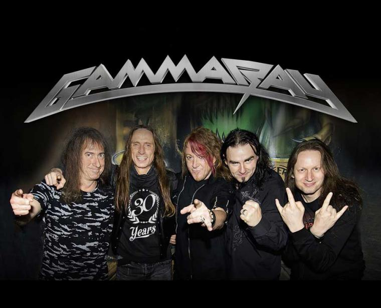 """GAMMA RAY RELEASE OFFICIAL LIVE VIDEO FOR """"AVALON""""; 30 YEARS LIVE ANNIVERSARY MULTI-FORMAT RELEASE OUT NOW"""