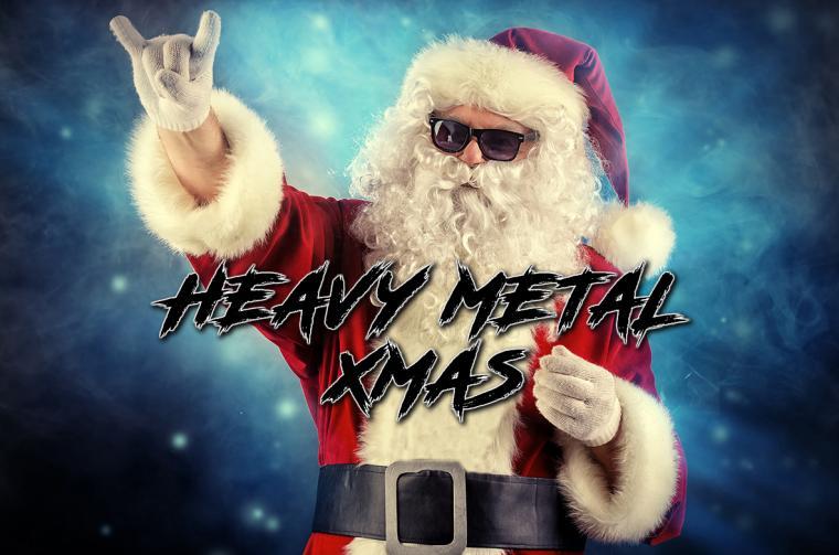 HEAVY METAL XMAS
