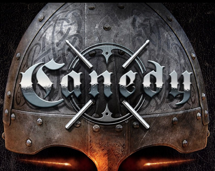 CARL CANEDY RETURNS WITH HIS SOLO OUTFIT, CANEDY, AND NEW ALBUM 'WARRIOR', SIGNS WITH SLEASZY RIDER RECORDS
