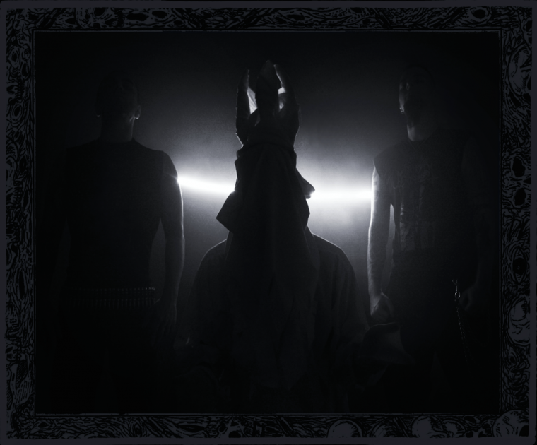 "Enshadowed - ""Stare Into the Abyss""Black Metal from Greece"