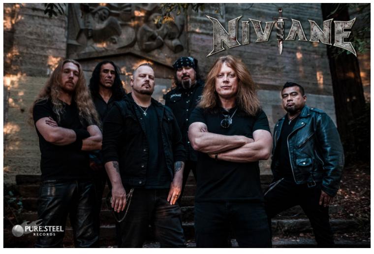 NIVIANE-US-Metal from Sacramento (California)