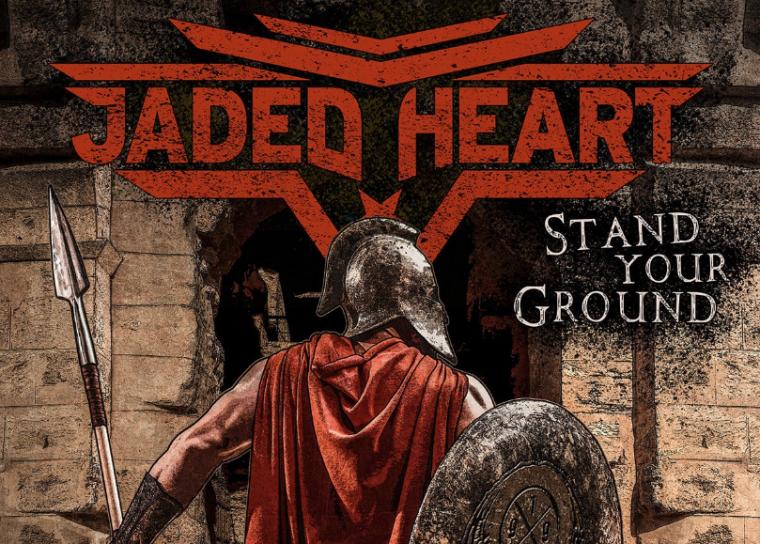 New album for Jaded Heart