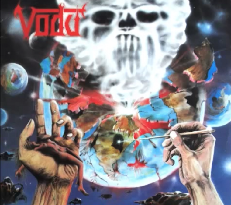 """VODU - """"The Final Conflict"""" LP  on Lost Realm Records"""