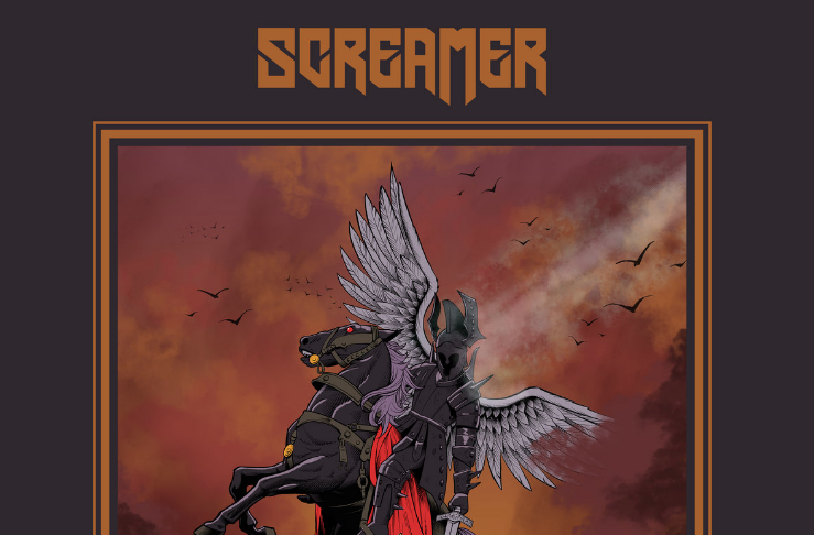SCREAMER - Live album release announcement