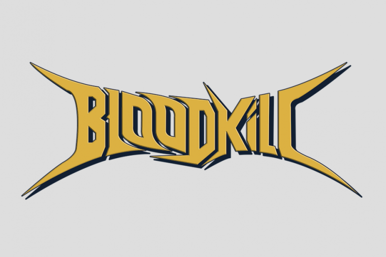 """Bloodkill - """"Throne of Control"""""""