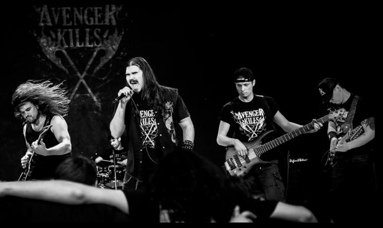Avenger Kills released new album