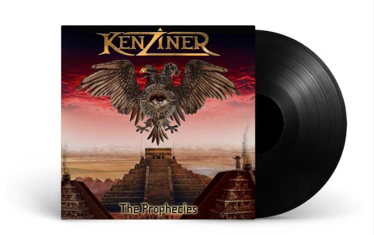 """KENZINER - """"The Prophecies"""" - Limited Doublevinyl Edition - officially released"""