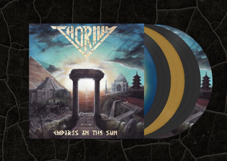 New album for Belgian Thorium