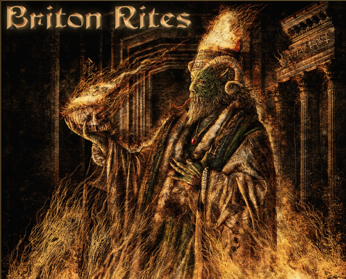 """BRITON RITES  released the video for """"My Will Be Thine"""""""