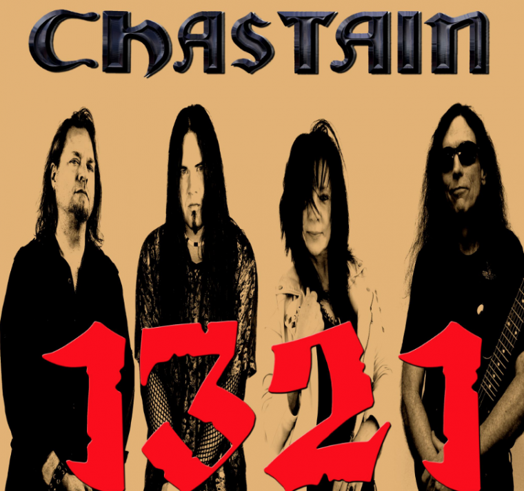 "CHASTAIN releases ""1321"" and New Videos"