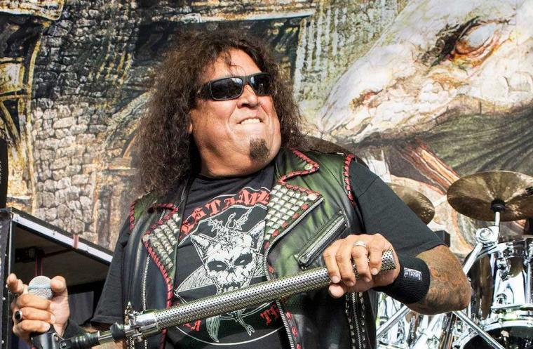 TESTAMENT'S CHUCK BILLY IS PLOTTING HIS FIRST-EVER SOLO ALBUM: 'I WANT IT TO BE DIFFERENT'