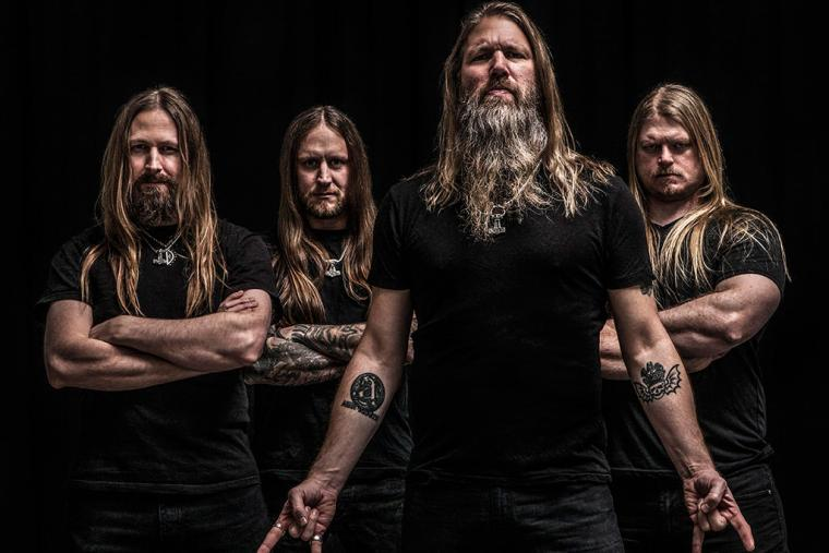 AMON AMARTH: THE WAY OF THE VIKINGS VIDEO PREMIERE