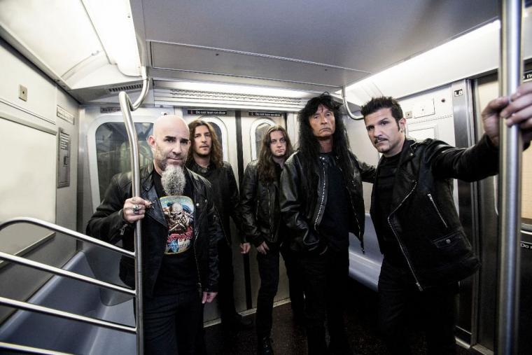 FRANK BELLO SAYS NEW ANTHRAX ALBUM WILL ARRIVE IN 2022