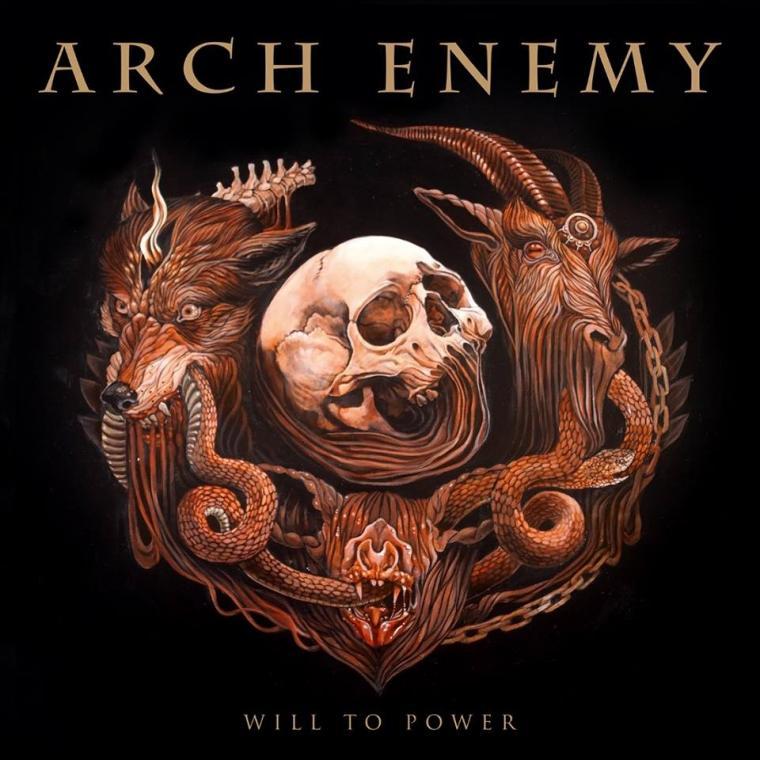 ARCH ENEMY: ΑΠΟΚΑΛΥΠΤΟΥΝ ΤΟ ΕΞΩΦΥΛΛΟ ΤΟΥ WILL TO POWER