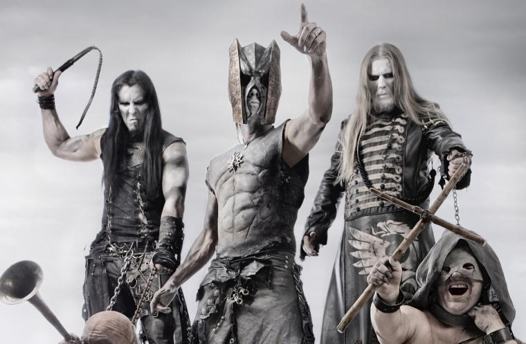 """BEHEMOTH ANNOUNCE LIVE RELEASE FOR IN ABSENTIA DEI; """"EVOE"""" LIVE VIDEO STREAMING"""