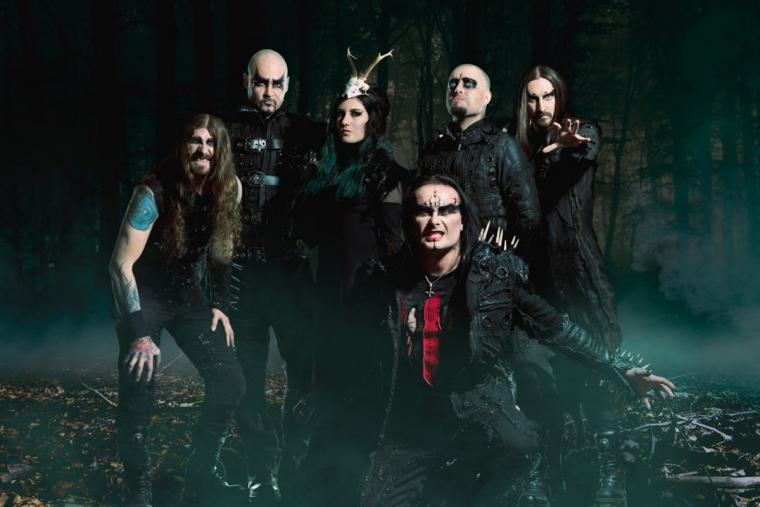 CRADLE OF FILTH RELEASES MUSIC VIDEO FOR NEW SONG 'NECROMANTIC FANTASIES'