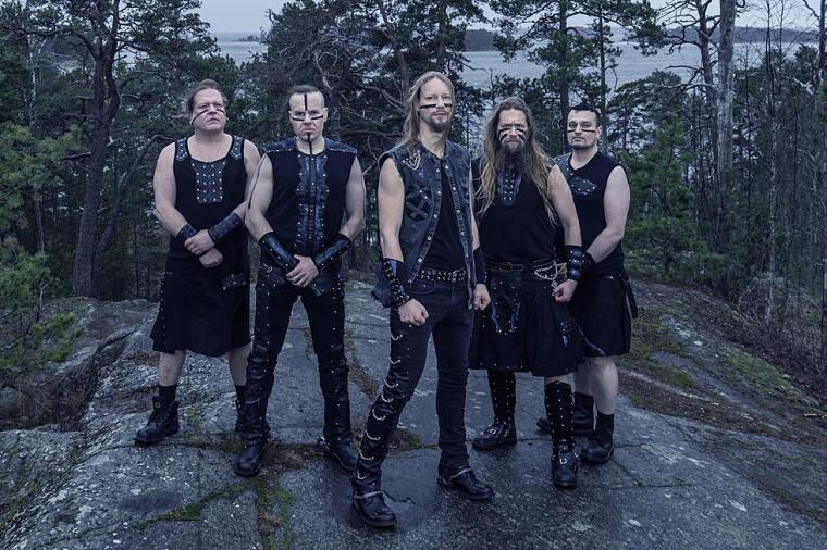 ENSIFERUM RELEASE NEW MUSIC VIDEO - BAND ON TOUR WITH DARK TRANQUILLITY IN SPRING 2022