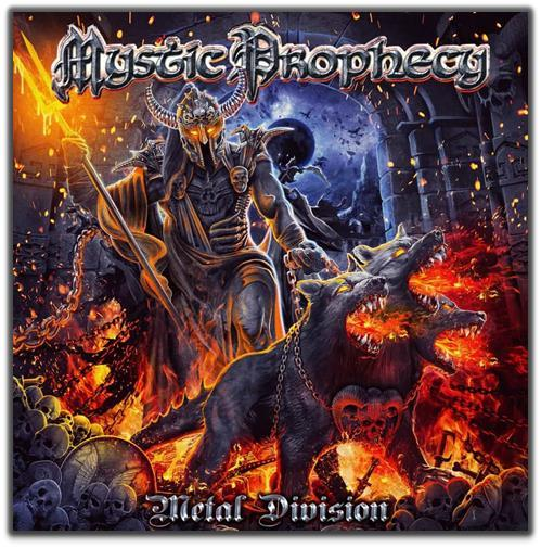 "MYSTIC PROPHECY ARE THE ""METAL DEVISION"""