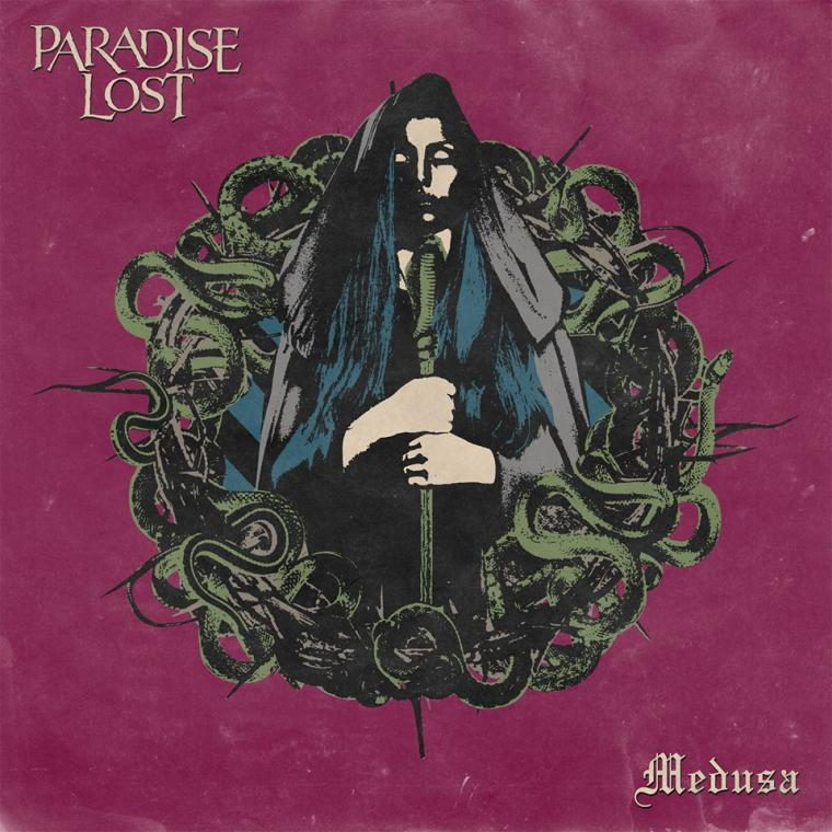 PARADISE LOST ΑΠΟΚΑΛΥΠΤΟΥΝ ΤΟ ΕΞΩΦΥΛΛΟ ΤΟΥ 'Medusa'
