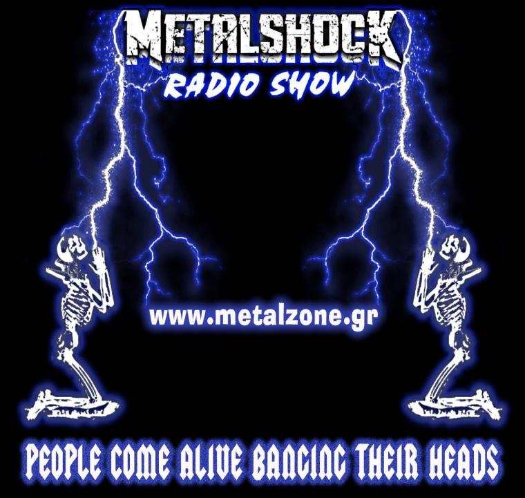 METALSHOCK RADIO SHOW 16/12/2020 PLAYLIST