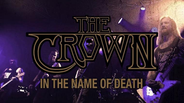ΟΙ THE CROWN ΚΥΚΛΟΦΟΡΟΥΝ LYRIC VIDEO ΓΙΑ ΤΟ ''IN THE NAME OF DEATH''