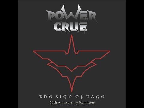 POWER CRUE SIGN OF RAGE REMASTER