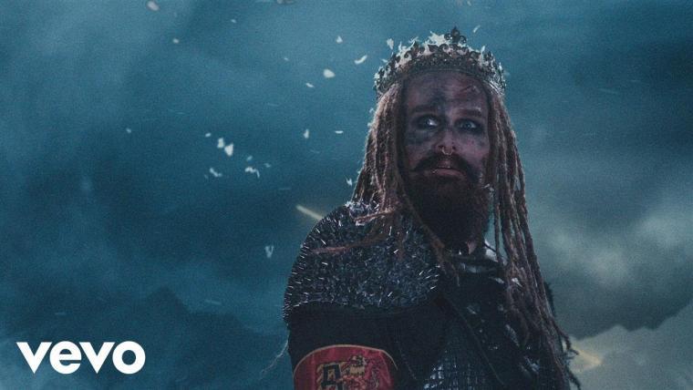 AVATAR ΚΥΚΛΟΦΟΡΟΥΝ MUSIC VIDEO ΓΙΑ ΤΟ  'THE KING WANTS YOU'