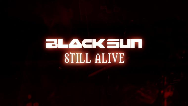 BLACK SUN: record deal with ROCKSHOTS RECORDS and first single 'Still Alive'