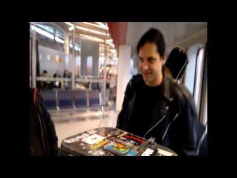 ACID DEATH - X-MASS in HELL tour, day 1: Essen
