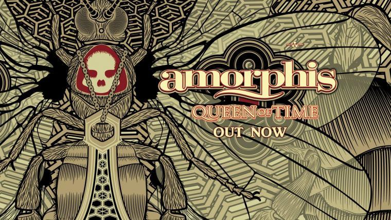 AMORPHIS ON METALZONE.GR